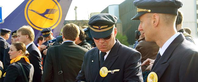 Lufthansa-Pilot-Strike