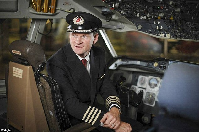 David Williams Hero Virgin Atlantic