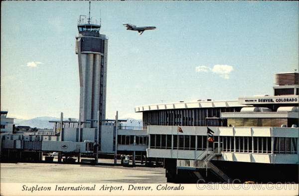 Stapleton International Airport Denver