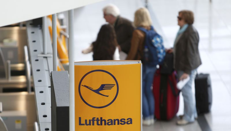 Nouvelle grève pour Lufthansa, vols retardés et annulés en perspective - Cancelled and delayed flights into Perspective
