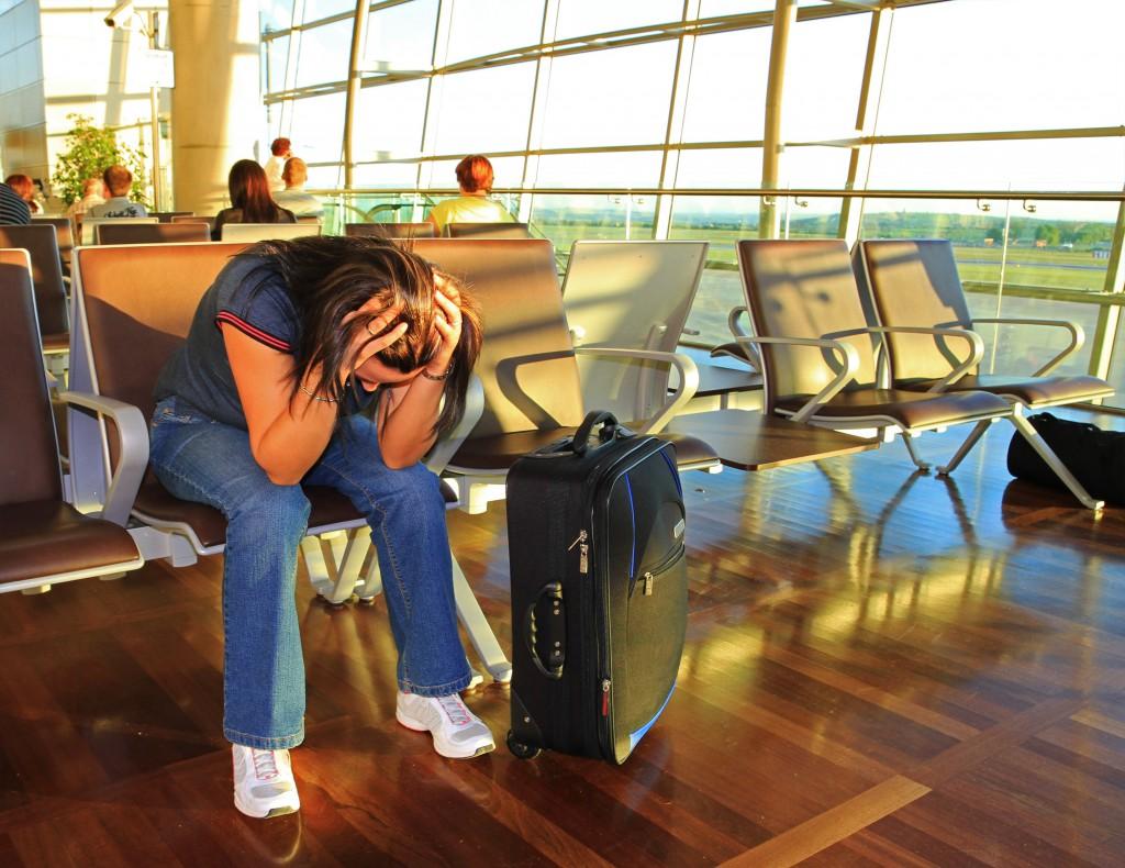 delay, delays, delayed flight