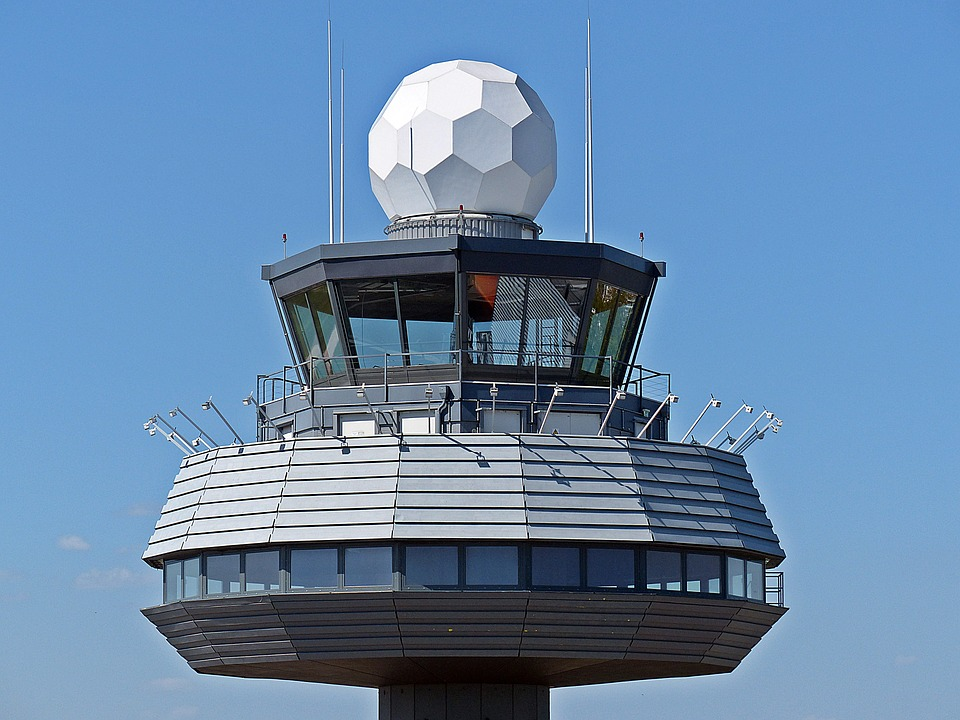 Air Traffic Controllers Tower