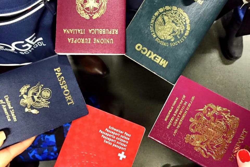 Some passport are more powerful than others.