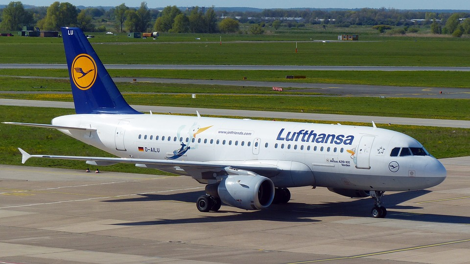 Pilots strike at Lufthansa